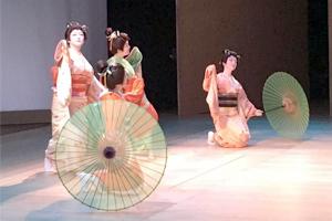 尾上博美日本舞踊研究会『花』